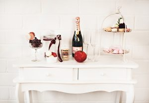 Champagne & Sweets